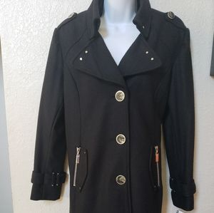 Green with Envy wool peacoat NWT MRSP $245